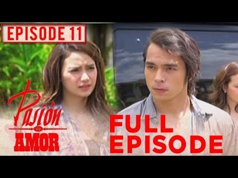 Pasion de Amor   Full Episode 11
