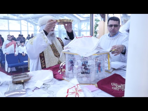 Holy Liturgy from St. John the beloved monastery PA USA
