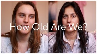 How Old Are We? (Age-Gap Lesbian Couple)