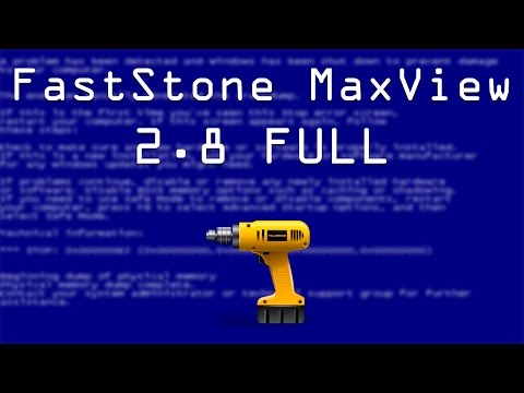 FastStone MaxView 2.8 FULL