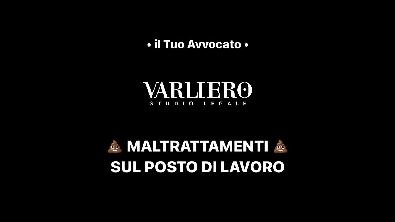 Download 💩 MALTRATTAMENTI SUL POSTO DI LAVORO 💩