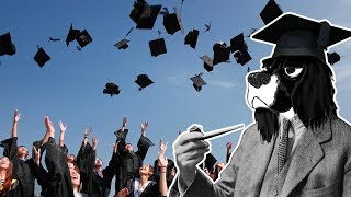 What's Wrong With GRADUATION CEREMONIES | Cynical Reviews