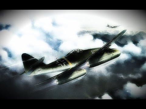 Lost Places XYZ Part 24 - REIMAHG Deckname Lachs - Auf den Spuren der ME 262