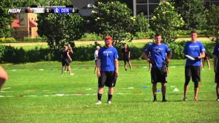 Seattle Sockeye vs Denver Johnny Bravo - 2014 US Open - Pool Play (M)