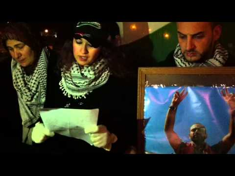 About Samer Issawi, Palestinian Prisoner who has been on hunger strike for more than 200 days