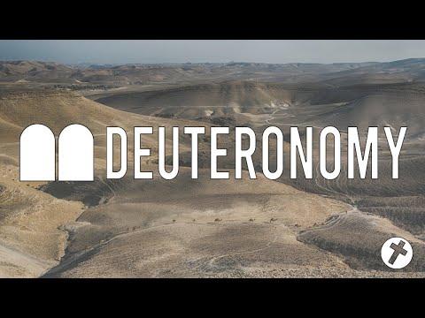 Deuteronomy 12-13 - God-Defined Worship