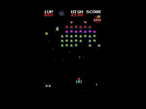 Galaxia Classic - 80s Arcade Space Shooter - Apps on Google Play