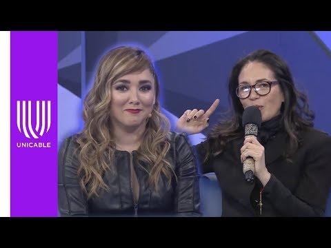 ¡Yolanda Andrade dispuesta a hacerle un hijo a Sherlyn! | Montse & Joe | Unicable