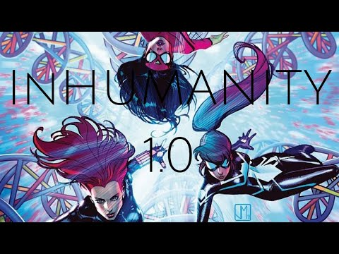 [MARVEL] Avengers Assemble: Inhumanity Part 1.0 (Motion Comic)