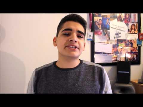 Lady Gaga- Applause Cover Soufjan Ibrahim (The Voice Kids 2014)