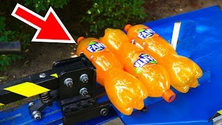 EXPERIMENT KINETIC SPLITTER VS FANTA