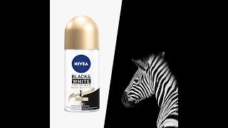 Nivea Black and White Invisible | Premiera