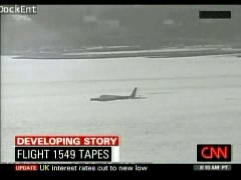cockpit recording Flight 1549 - Hudson River plane ditch