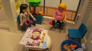 Playmobil Film deutsch - SOPHIA MUSS ZUM ARZT - PlaymoGeschichten - Kinderserie
