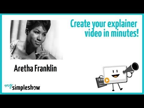 Aretha Franklin - mysimpleshow