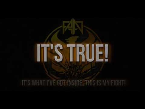 From Ashes to New - My Fight [Lyric Video]