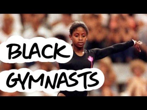 Gymnastics - 6 Amazing Black Gymnasts