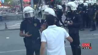 Dayak atarken numaraları gizlediler CNN TÜRK Video