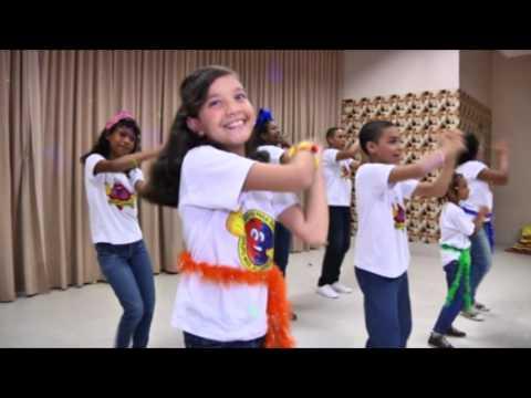 Balança a Casinha - Aline Barros (Coreografia)