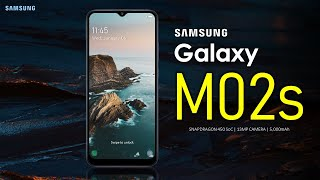 Samsung Galaxy M02s Price, Official Look, Design, Camera, Specifications, 4GB RAM, Features