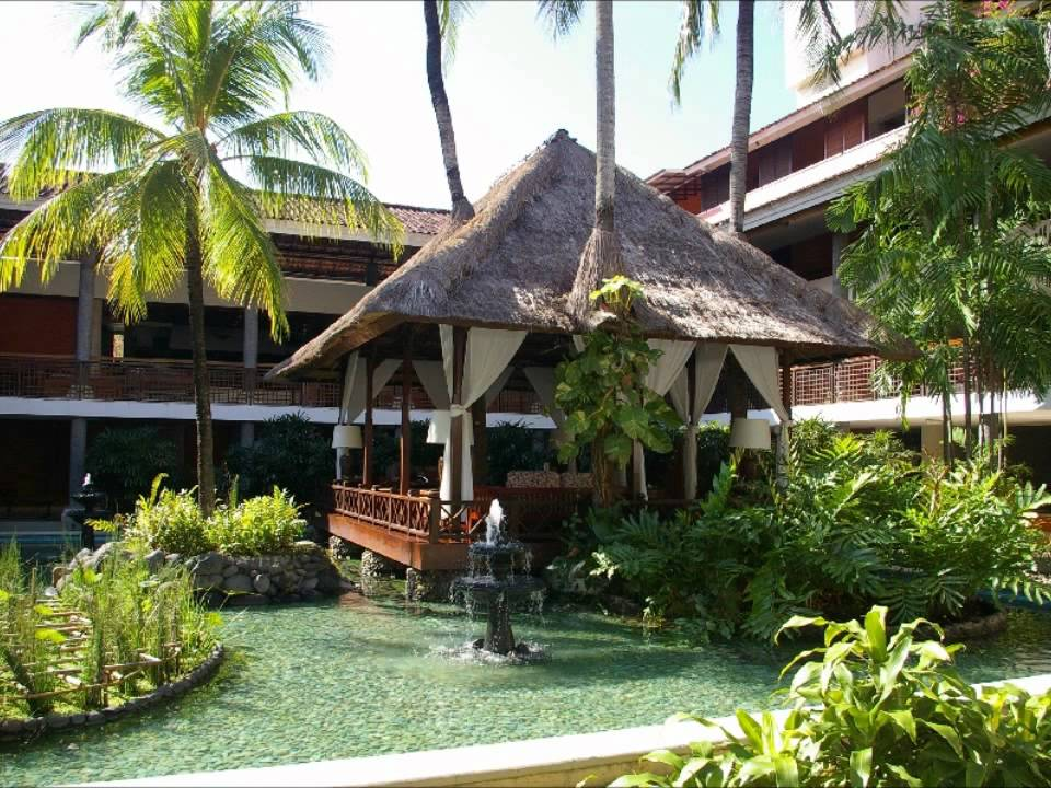 Melia Bali Garden Villas Nusa Dua Dia Show Von Vor