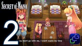Secret Of Mana Remake PC Walkthrough   Part 2