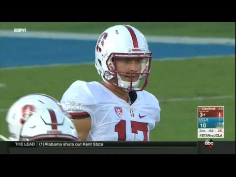 Stanford Cardinal at UCLA Bruins in 30 Minutes - 9/24/16