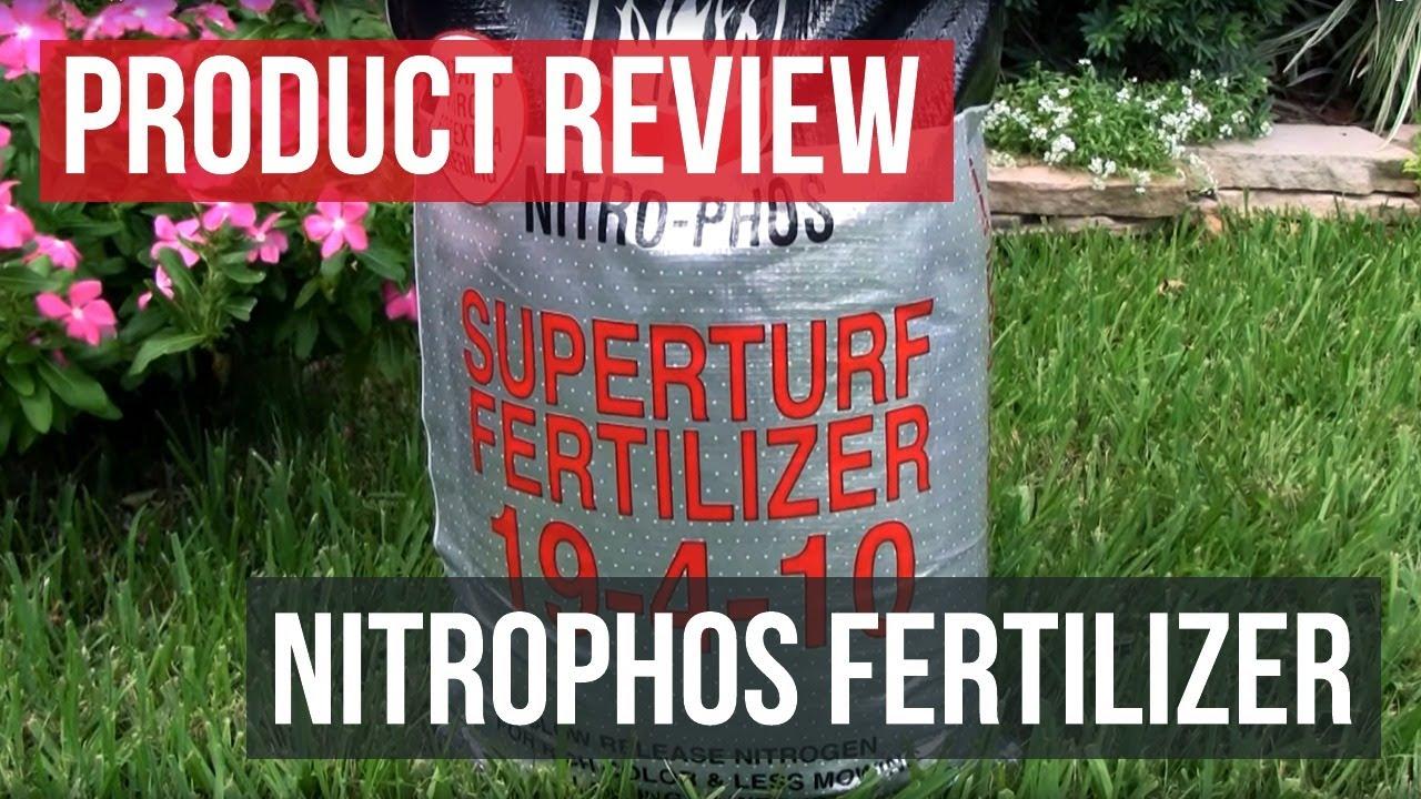 Nitro-Phos Superturf Fertilizer