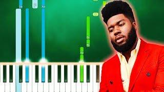 Major Lazer & Khalid - Trigger (Piano Tutorial Easy) By MUSICHELP