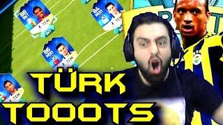 Türkiye Ligi TOOOTS ilk defa | Fifa 16 FUT Draft SURVIVOR | 53.Bölüm | Ps4