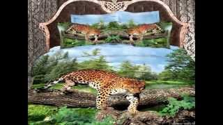 Постельное белье 3D(Это видео создано в редакторе слайд-шоу YouTube: http://www.youtube.com/upload., 2014-04-24T13:49:50.000Z)