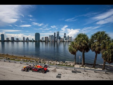 Red Bull F1 Miami