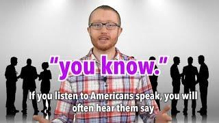 Everyday grammar: 'you know'