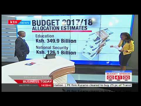Business Today 30th March 2017 - ANALYSIS: Kenyan Budget 2017/2018