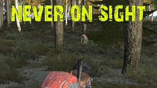 Dayz Standalone - I never shot on sight
