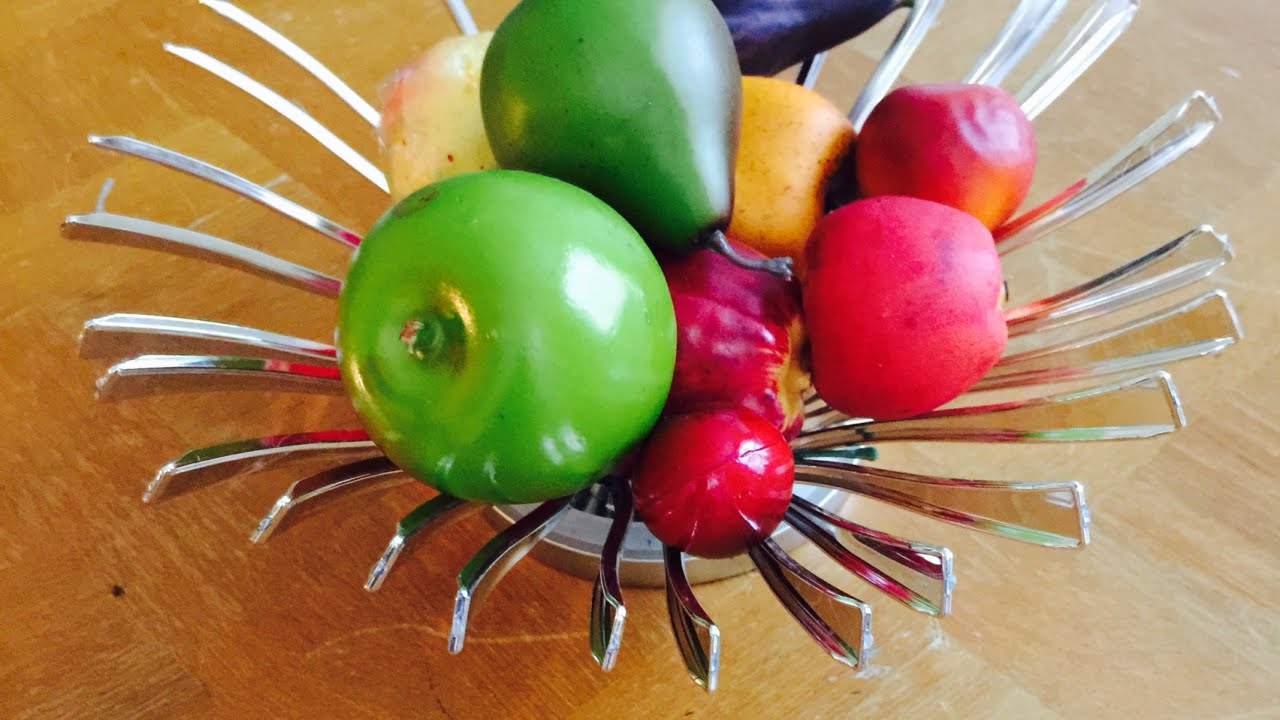 Make a Fruit Bowl Using Spoons - DIY Home - Guidecentral ...