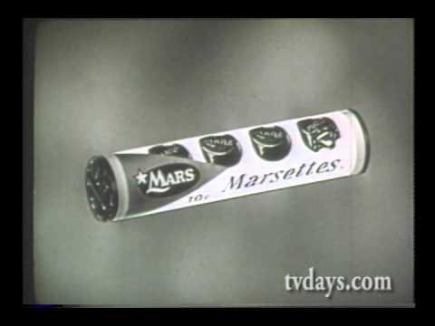 MARS CANDY MARSETTES