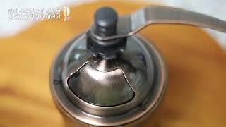 수동 커피그라인더 사용법 스텐커피드리퍼 핸드드립커피 내…