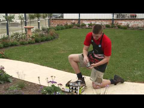 How To Install Solar Garden Lighting - DIY At Bunnings
