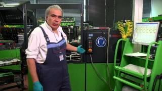 Bombas VE Mecánicas Bosch: Comienzo del suministro en función de la carga.