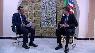 كاتب الدولة الأمريكي أنتوني بلينكن في حوار خاص لوكالة الأنباء الجزائرية