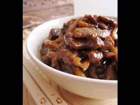 Cocinar ternera con champi ones facil y rapido youtube - Cocinar facil y rapido ...