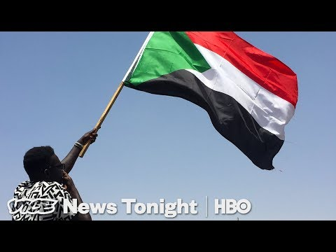 Sudan Is Holding Sit-Ins In Hopes Of Removing Military From Power (HBO)