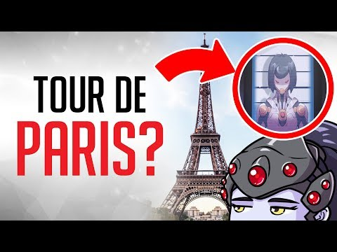 10 Things We Found on the NEW Overwatch Paris Map