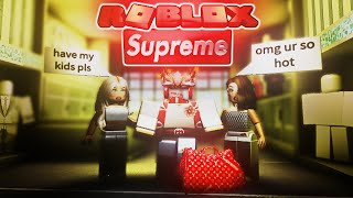If you don't wear Supreme in Roblox... YOU'RE IRRELEVANT! **saddest ODer trend**
