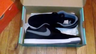 My New Nike Sb fokus - YouTube
