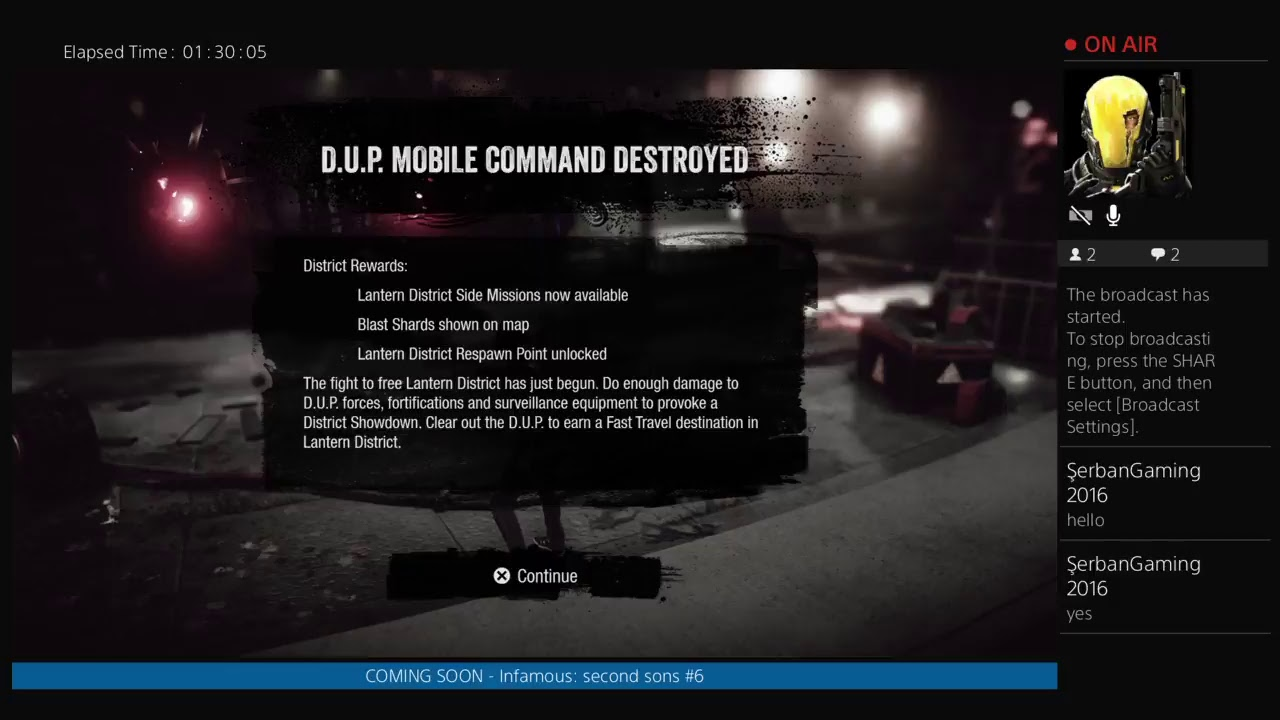 Let us start a fight! - Infamous: second son #5 Infamous Shard Map Complete on infamous second son map, infamous blast shards, infamous dead drops,