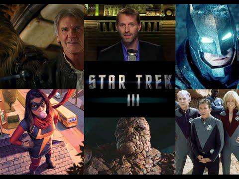 The SciFi Geeks Club #49 & #50 - Tom Merritt the Week