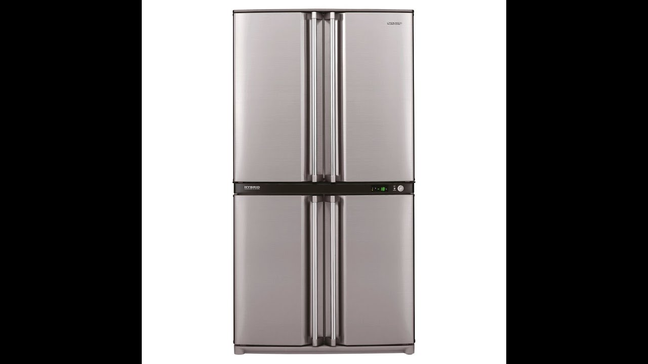 Quality Issue Review On Sharp 4 French Door Fridge Sjf624stsl