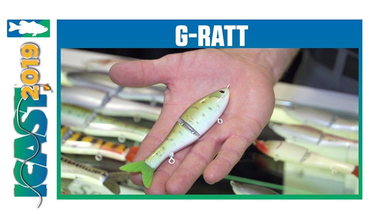 G-Ratt Baits Sneaky Pete